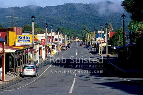 Reefton New Zealand  city photos : ... Reefton, Buller District, West Coast Region, New Zealand NZ , stock