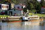 Historic Paddle steamer