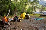 Tenting in the Remutakas