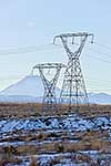 Pylons on National Grid