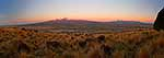 Tongariro National Park sunrise