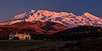 Mt Ruapehu and The Grand Chateau